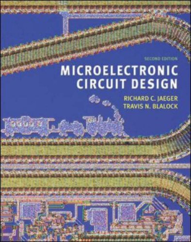Ebook Microelectronic Circuit Design