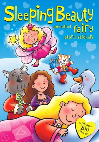 Sleeping Beauty and Other Fairy Story Stickers