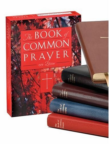 The 1979 Book Of Common Prayer By Church Of England