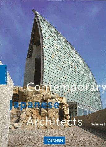 Contemporary Japanese Architects: Vol. 2