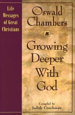 Growing Deeper with God