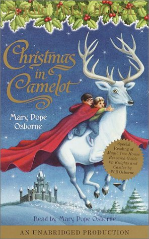 Christmas in Camelot (Magic Tree House, #29) by Mary Pope Osborne