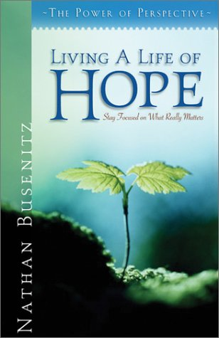 Living A Life Of Hope
