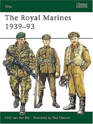 The Royal Marines 1939–93