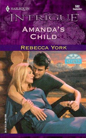 Amanda's Child by Rebecca York