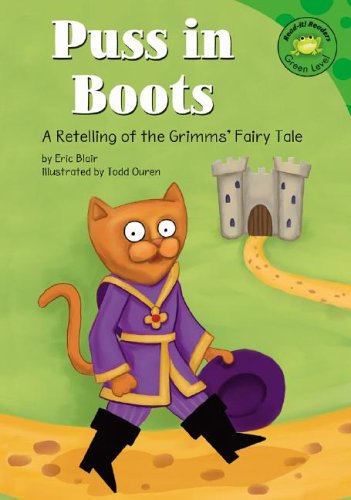 Puss In Boots (Read It! Readers)