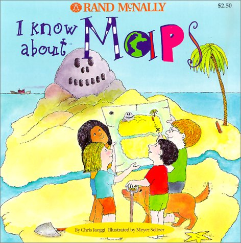 I Know about Maps by Rand McNally and Company