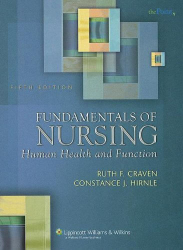 Fundamentals of nursing human health and function by ruth f craven fundamentals of nursing human health and function fandeluxe Image collections