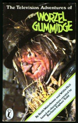 The Television Adventures Of Worzel Gummidge (Puffin Books)