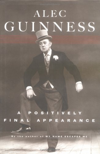 A Positively Final Appearance: A Journal, 1996-1998