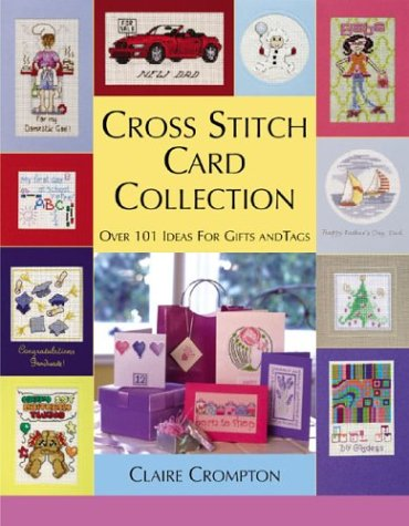 Cross Stitch Card Collection by Claire Crompton