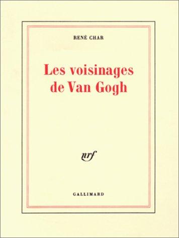 voisinages de Van Gogh