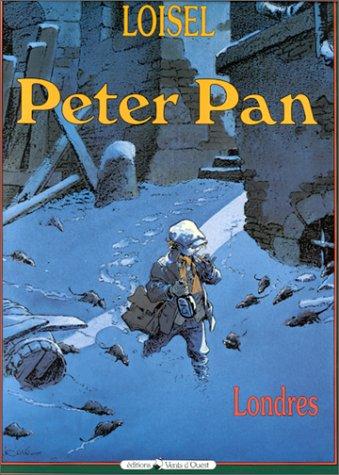 Londres (Peter Pan, #1)