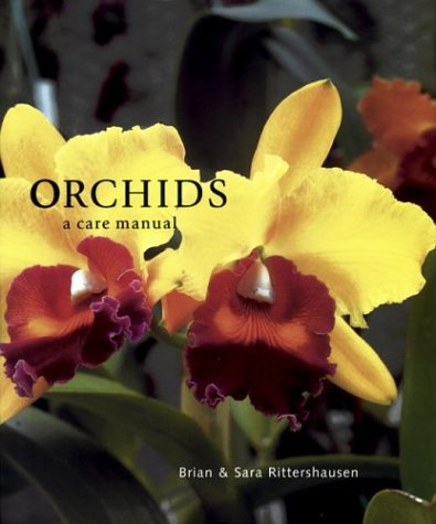 Orchids: A Care Manual