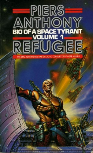 Ebook Refugee by Piers Anthony DOC!