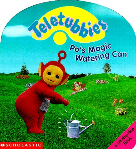 Po's Magic Watering Can