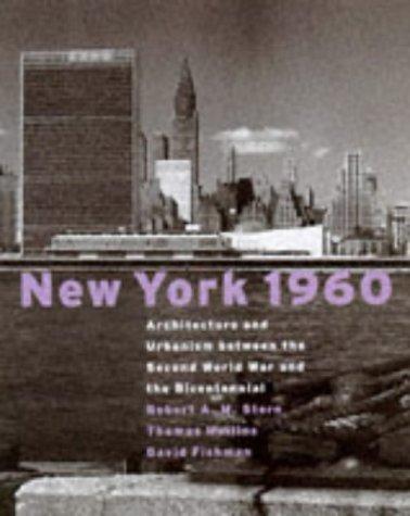 New York Architecture and Urbanism (Evergreens)