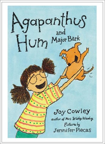Agapanthus Hum and Major Bark by Joy Cowley