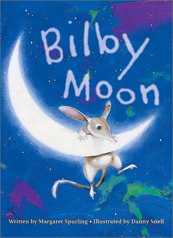 Bilby Moon by Margaret Spurling