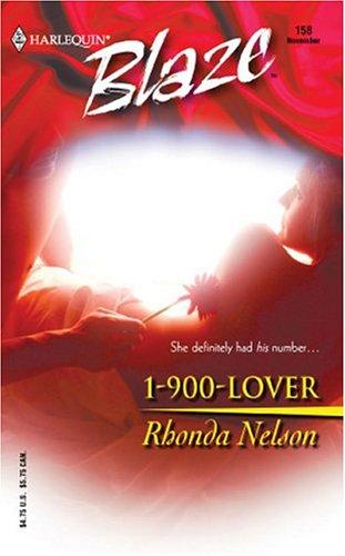 1-900-Lover (Harlequin Blaze #158)