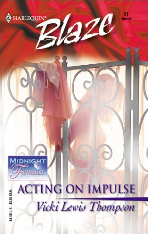 Acting On Impulse (Midnight Fantasies #2)