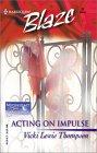Acting On Impulse (Midnight Fantasies #2)