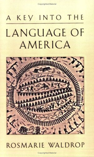 A Key Into the Language of America: Poetry