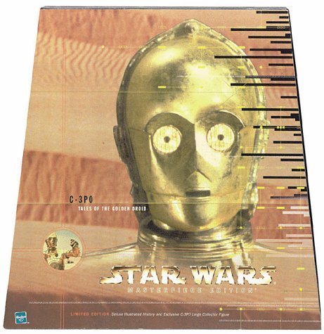 C-3PO : Tales of the Golden Droid
