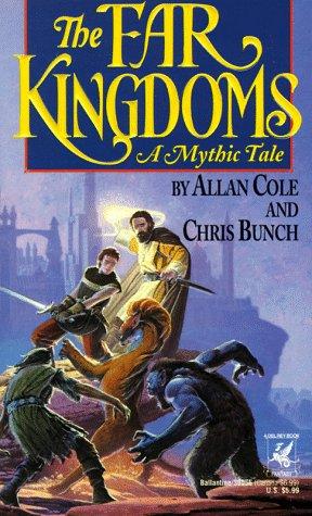 The Far Kingdoms (Anteros, #1)