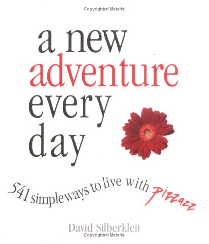 A New Adventure Every Day: 541 Simple Ways To Live With Pizzazz