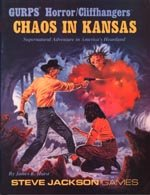 Chaos In Kansas (Gurps Horror/Cliffhangers)