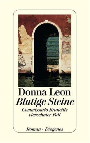 Blutige Steine by Donna Leon