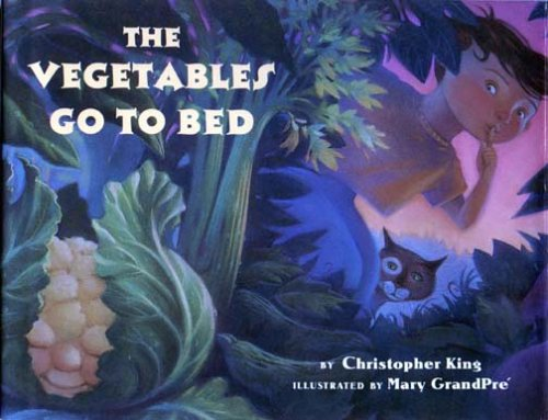 The Vegetables Go to Bed