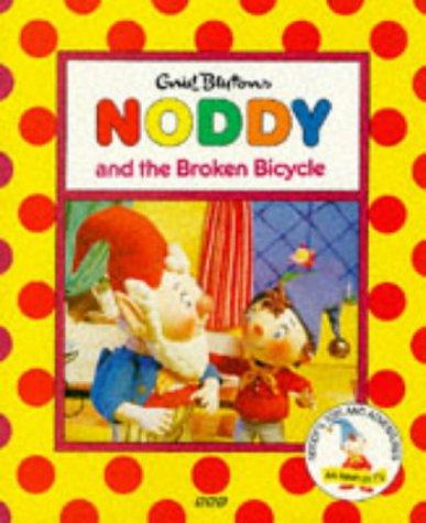 Noddy And The Broken Bicycle (Noddy's Toyland Adventures)