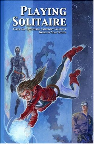 Adult comic with cyberage