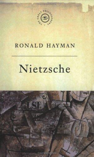 Nietzsche (Great Philosophers)