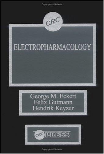 Electropharmacology