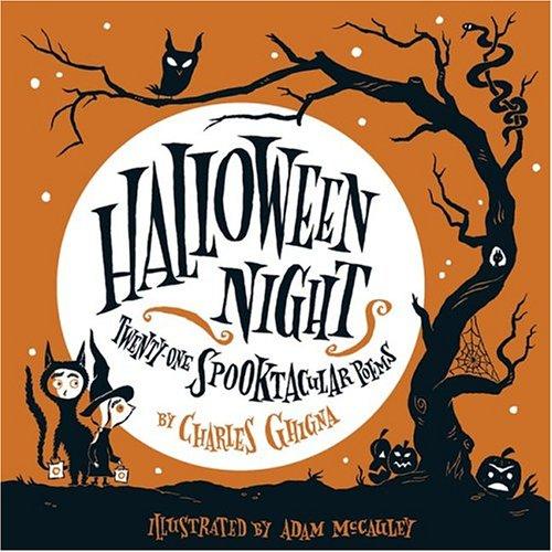 Halloween Night by Charles Ghigna