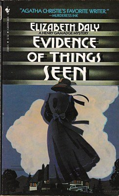 Evidence of Things Seen (Henry Gamadge, #6)