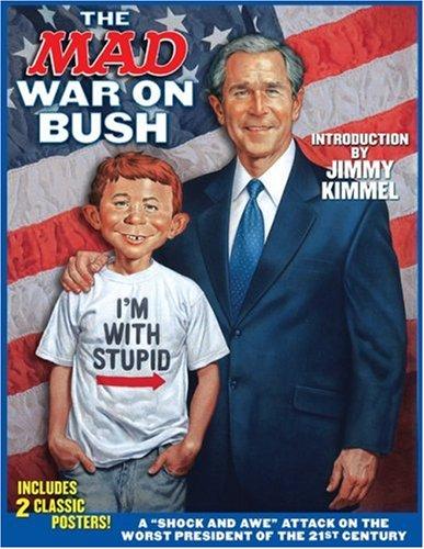 The Mad War on Bush (Mad)