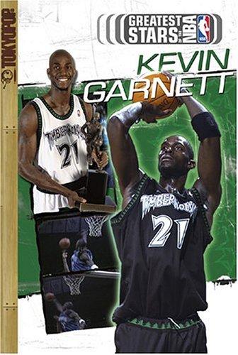 Greatest Stars of the NBA Volume 4: Kevin Garnett (Greatest Stars of the NBA #4)