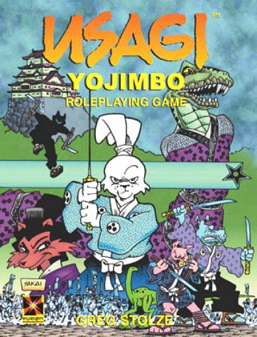 Usagi Yojimbo Roleplaying Game (3rd Prtg)