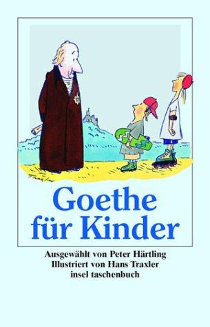 "Goethe Für Kinder   ""Ich Bin So Guter Dinge"""