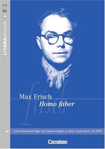 the life of max frisch in the novel home faber