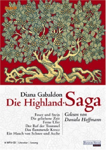 Die Highland-Saga (Outlander, #1-6)