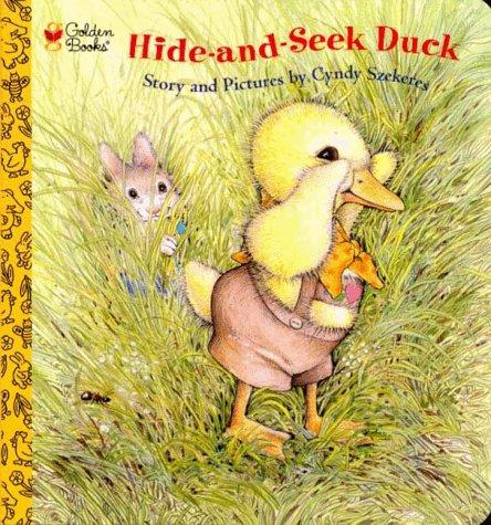 Hide-and-Seek Duck (Golden Naptime Tale)