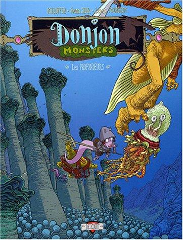 Les profondeurs (Donjon Monsters, #9)