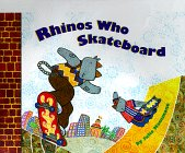 Rhinos Who Skateboard