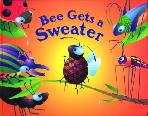 Bee Gets a Sweater