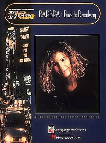 379. Barbra Streisand - Back to Broadway